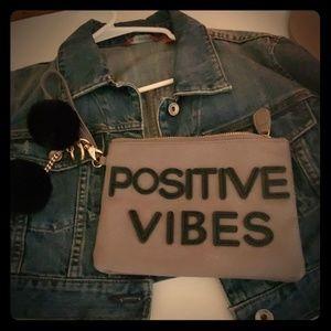 Positive Vibes ❤ Handbag